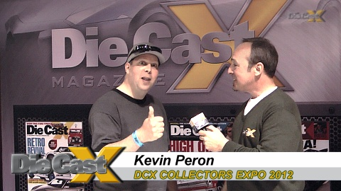 DCX Collectors Expo VIDEO: Author/Collector/Enthusiast Kevin Peron