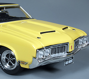 Sneak Peek: Coming This June From Motorhead Miniatures – 1970 Oldsmobile Cutlass SX