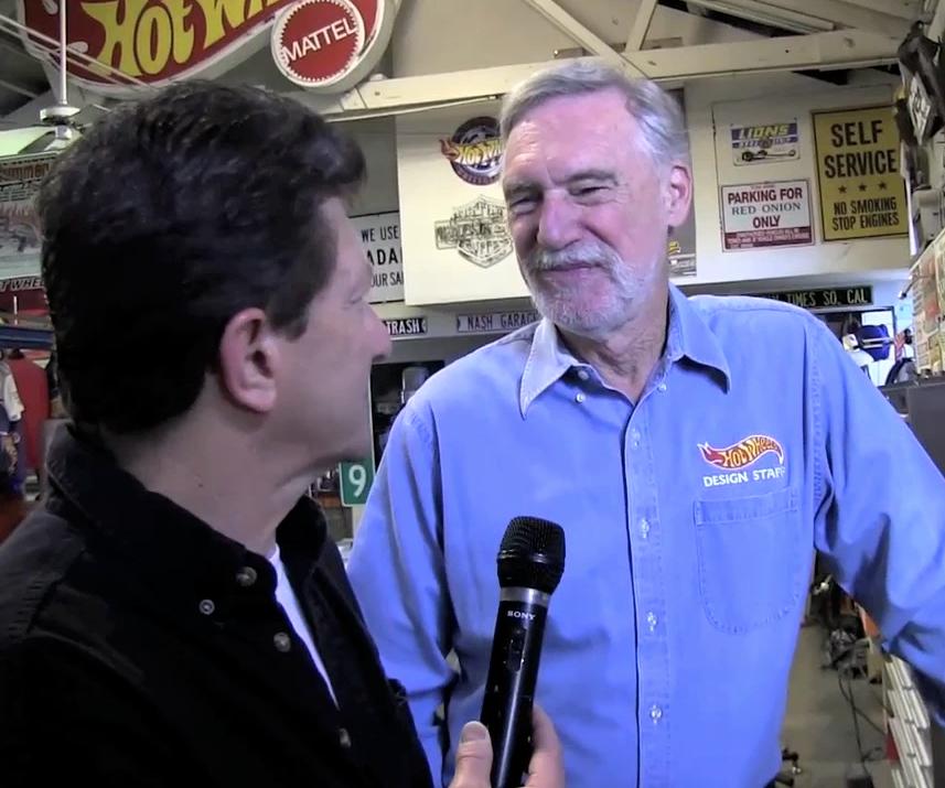 Larry Wood's Garage Video Tour