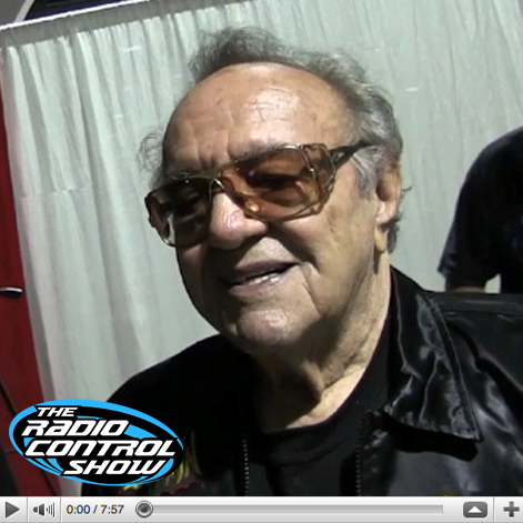 George Barris – Featured in The Radio Control Show