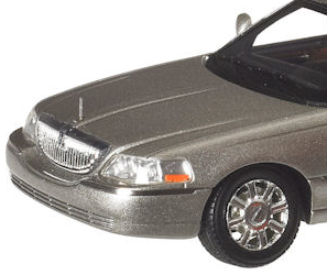 Luxury Collectibles Lincoln Town Car