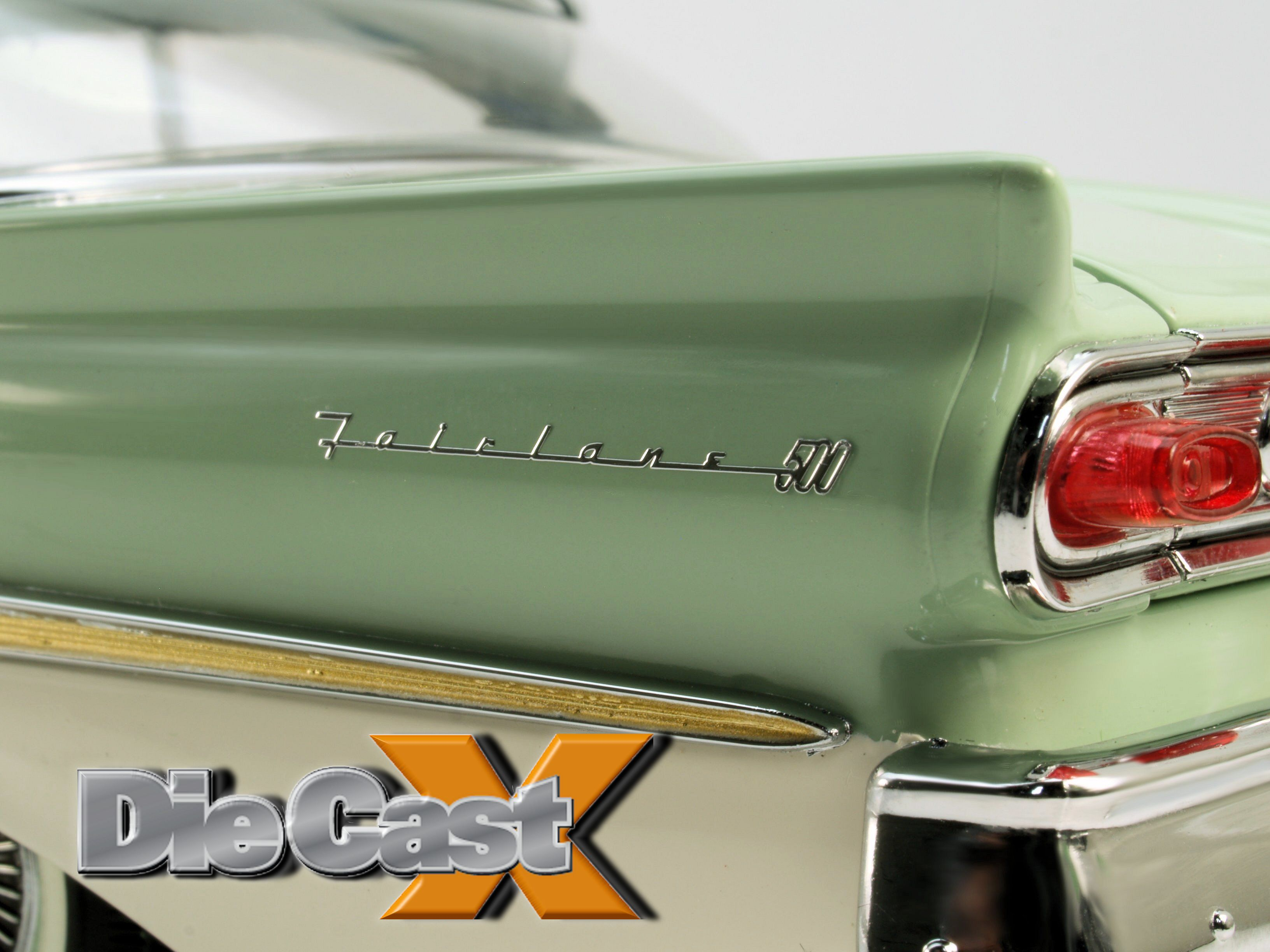 NEW VIDEO!: Sunstar's 1:18 1958 Ford Fairlane Hardtop