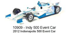 GreenLight Collectibles 2012 IZOD Indycar Series