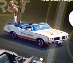 ACME Recreates One Of The Most Famous Advertising Campaigns In Automotive History