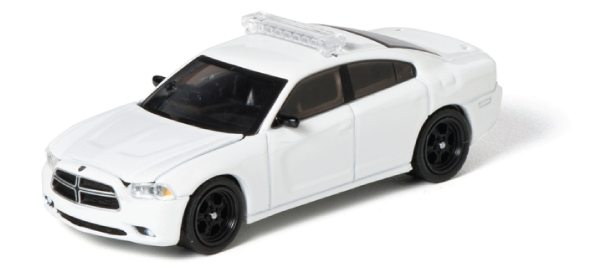 Greenlight Collectibles Announces 2012 Dodge Charger Unmarked Police Cruizer