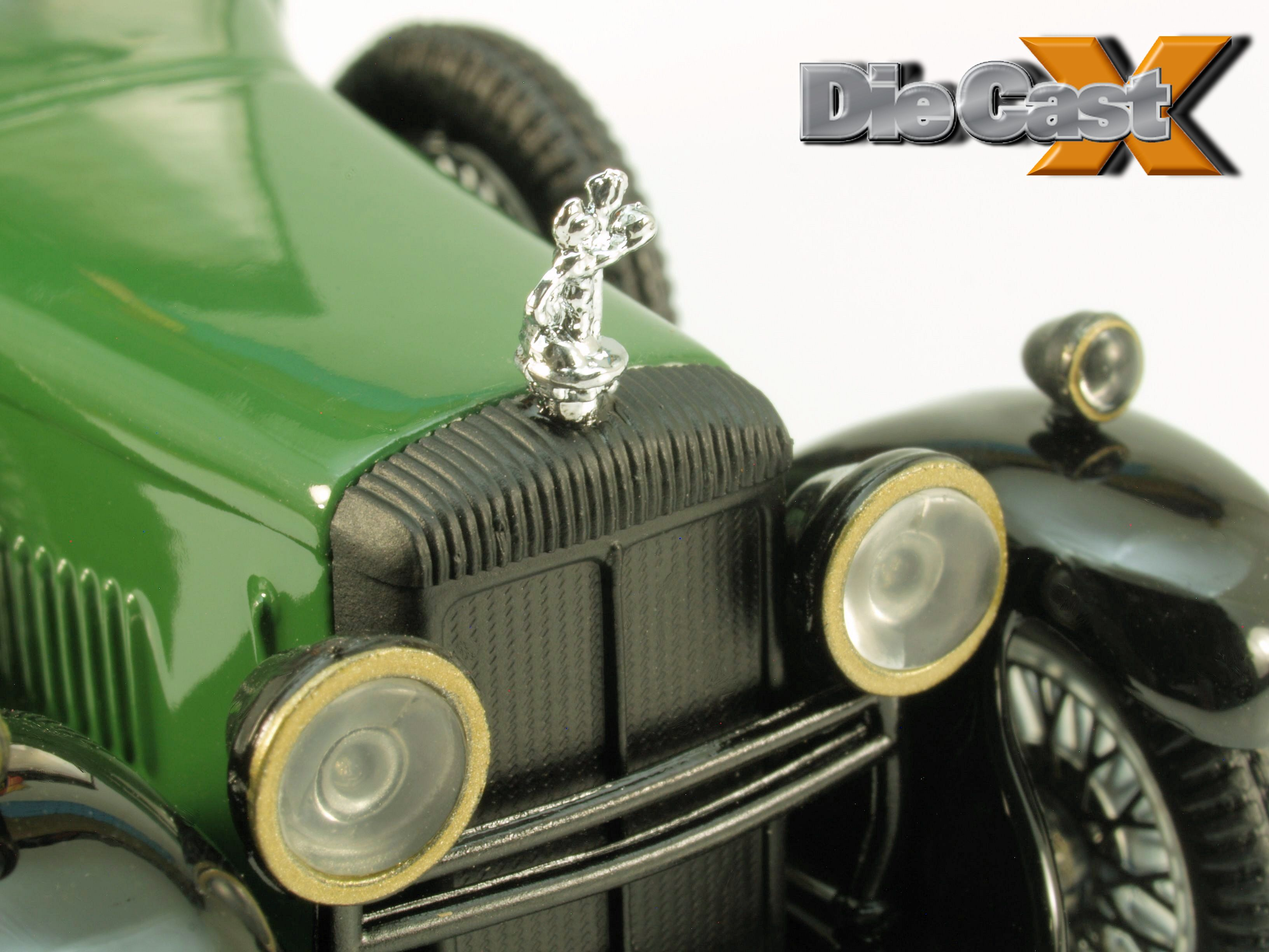 Queen Mary's Daimler: Oxford Goes Old School in 1:43