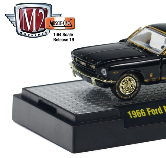 M2 Machines Muscle Cars Release 19