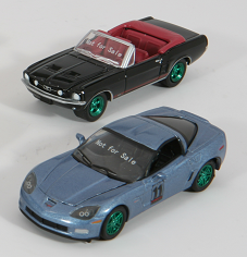 First Look: GreenLight's GL Muscle Series 5