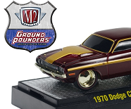M2 Machines Ground Pounders Release 9