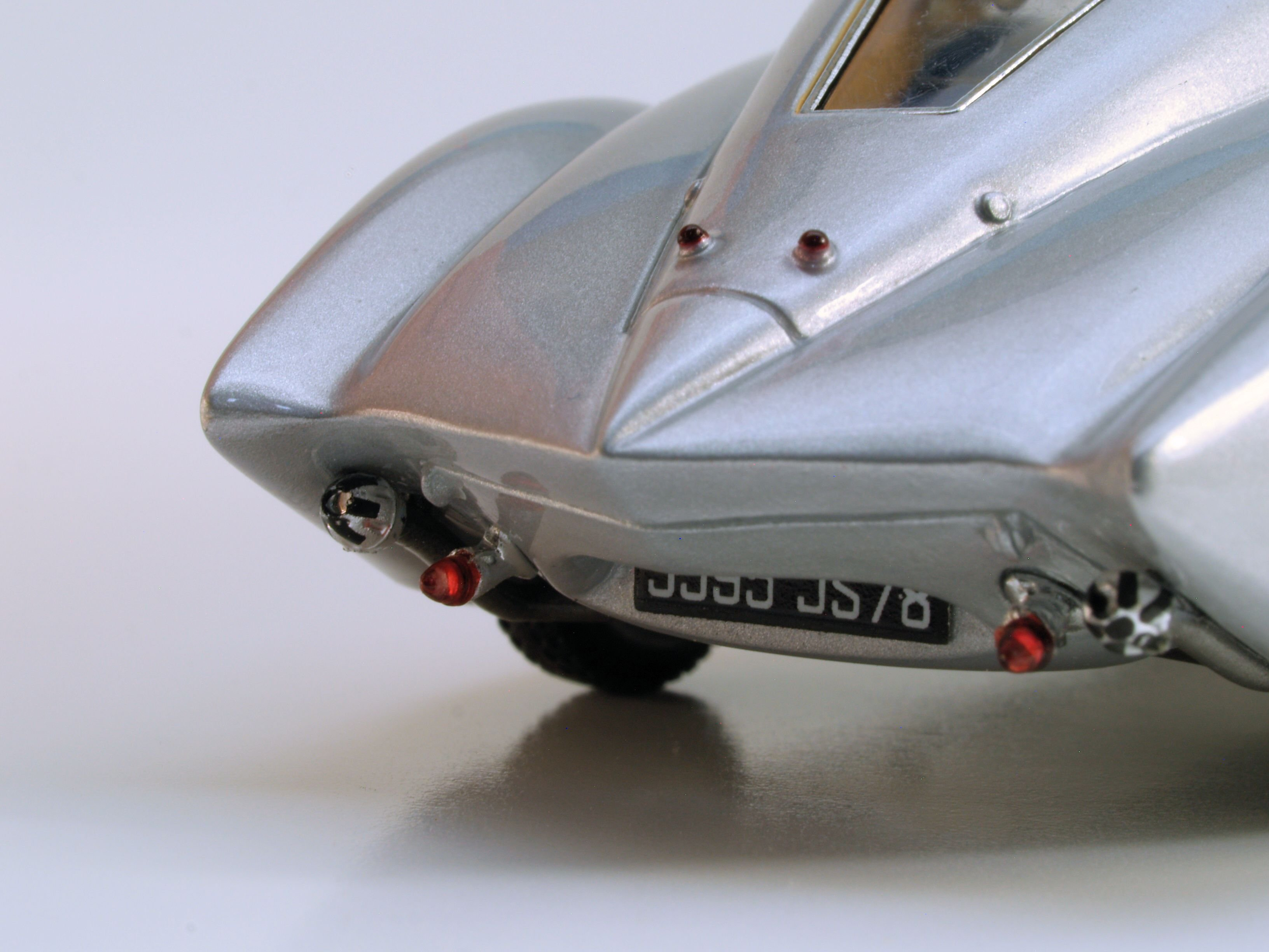 """FIRST SAMPLES: Minichamps Mullin Collection 1:43 Hispano-Suiza """"Xenia"""""""
