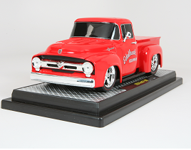 Rock With Brock: M2 Machines 1956 Ford F-100