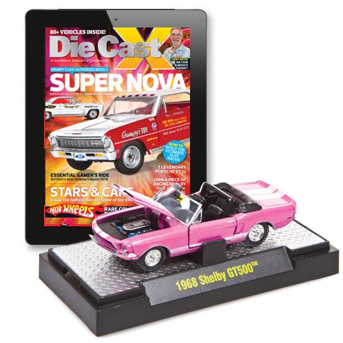 Die Cast X Digital Magazine With An Exclusive Twist Of M2 Machines