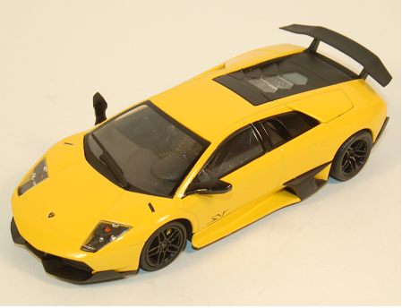 Minichamps' 2009 Lamborghini LP670-4SV