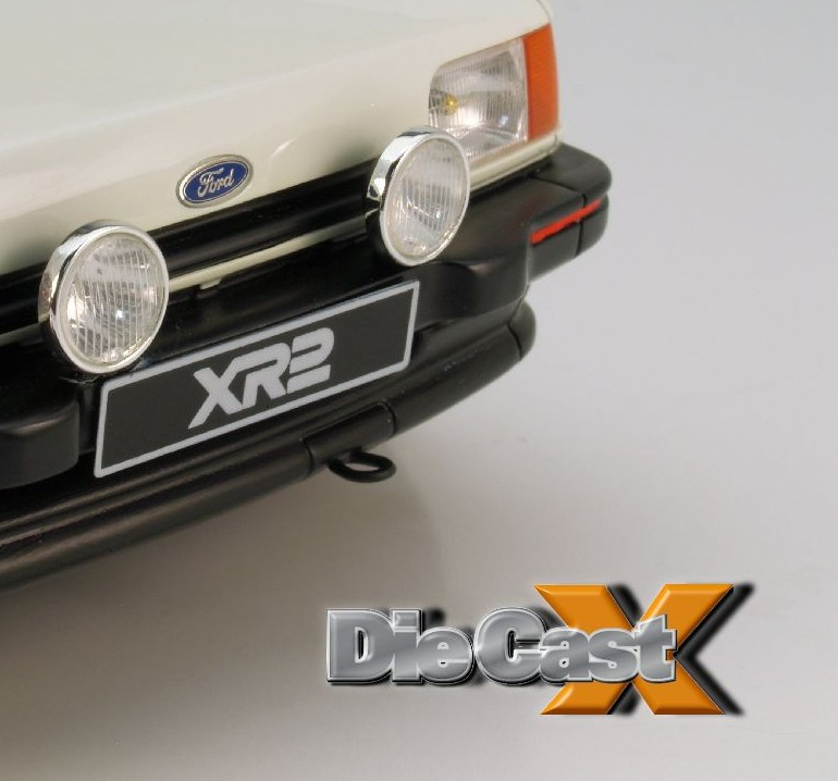 OTTO Know: New 1:18 Ford Fiesta XR2 from OTTO Models