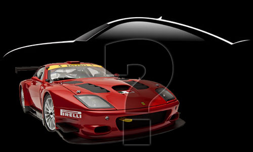 It's all in the details – Win a 1:18 Ferrari 575 GTC