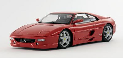 Kyosho 1995 Ferrari F355 Berlinetta