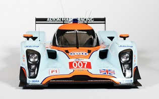License to Thrill: AUTOart Lola /Aston Martin B09/60 (DBR1-2) #007