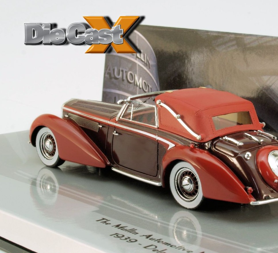 "NEW VIDEO! Minichamps' 1:43 ""Mullin Automotive Museum"" Debut Cars"