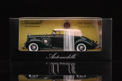 Scoomer.com Alert – Packard Twelve Victoria 1938 Super Rare Hand Sample
