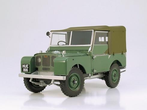 Roam, Baby, Roam: Minichamps 1948 Land Rover