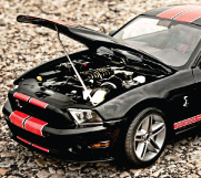 GreenLight 2010 & 2011 Shelby GT500