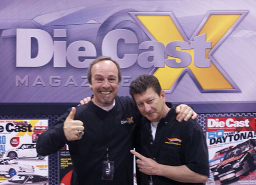 Die Cast X TV LIVE – October 9th – Catch The Re-Run