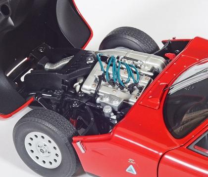 Mighty Mouse – AUTOart Alfa-Romeo Giulia TZ2