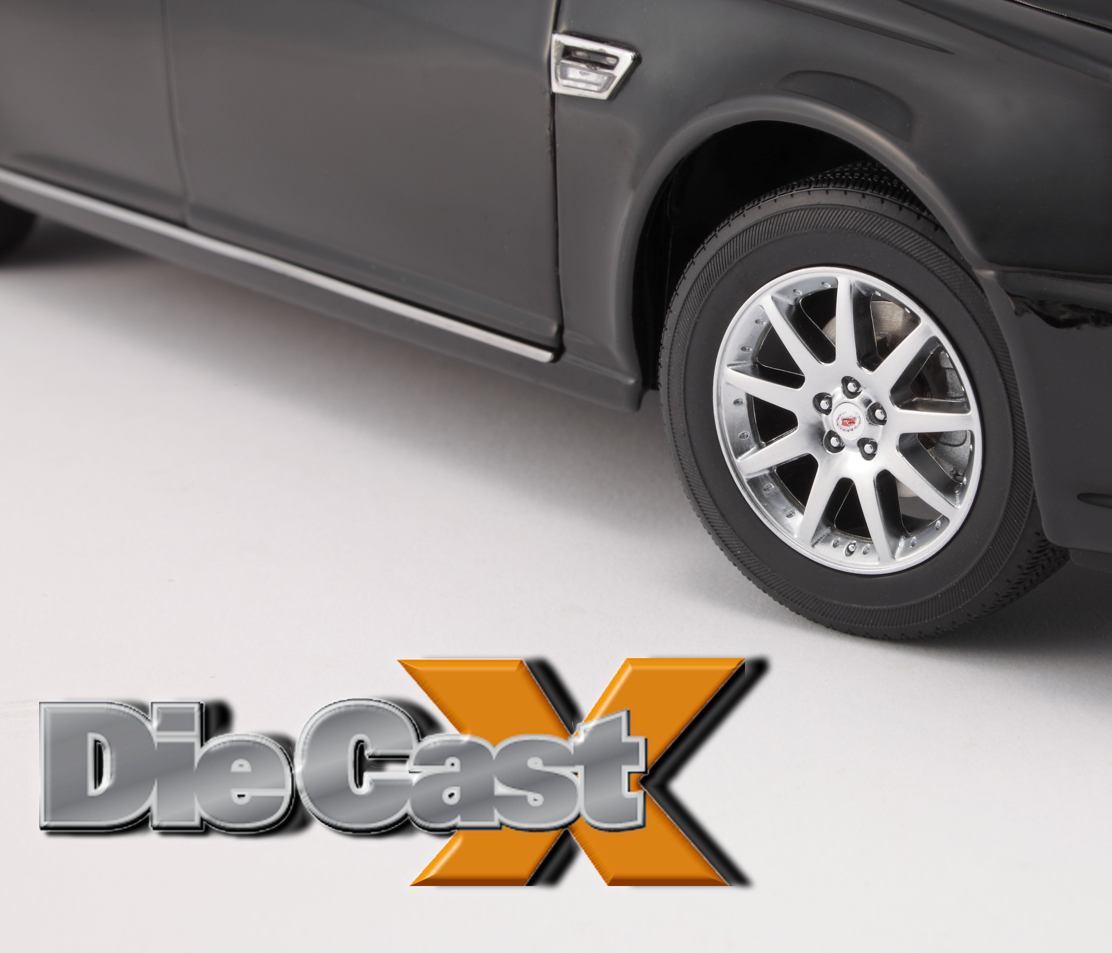 New Lux, Kyosho Style: Upcoming 1:18 Cadillac SLS Preview Pics!