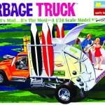 garbage truck 300cc