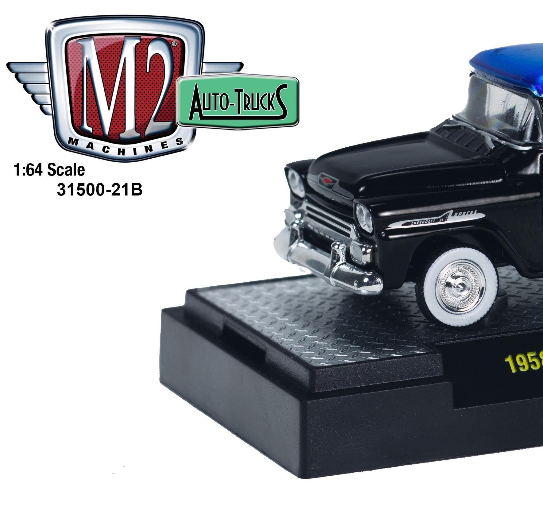 "Keep On Truckin': M2 Machines ""Auto Truck"" Release 21 ready to hit stores"