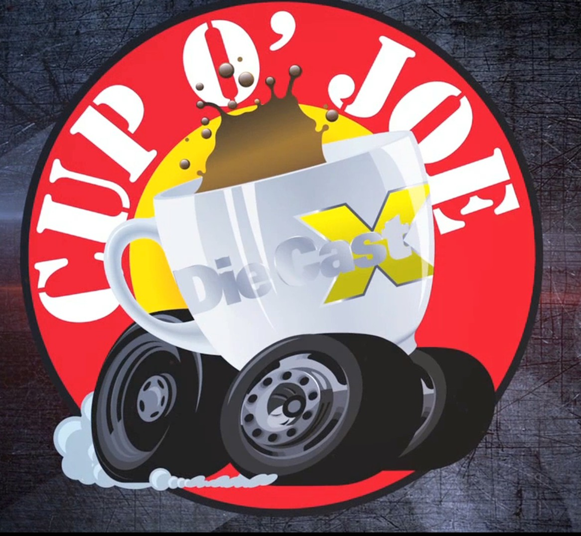 "New Co-Host, New Logo for Die Cast X TV's ""Cup O' Joe"""
