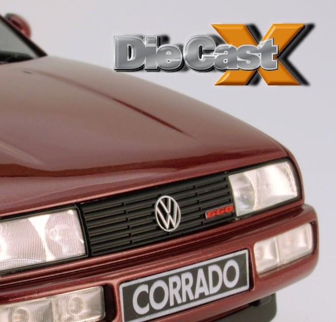 OTTO Strikes Again: VW Corrado G60 Hauls Into Town