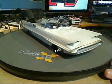 """Cup O' Joe"" Featured Nuremberg ""Dream Car"" Prototypes, Foose Cars, GreenLight Mustang II"