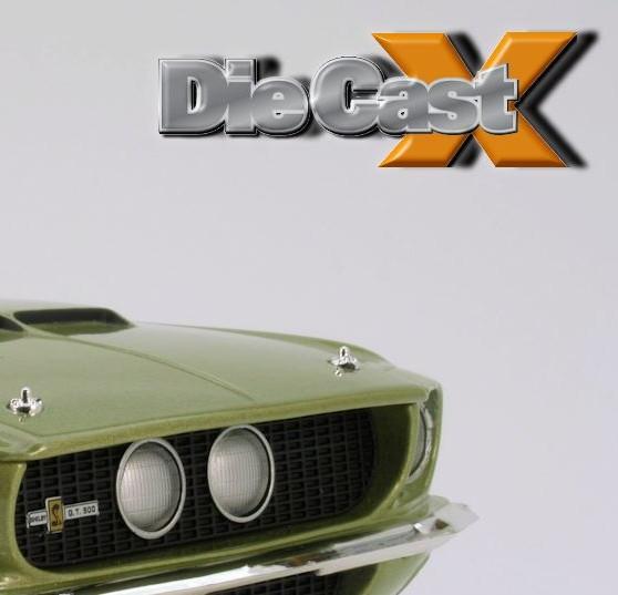 BACK ON TRACK: Auto World's 1:18 1967 Shelby GT500