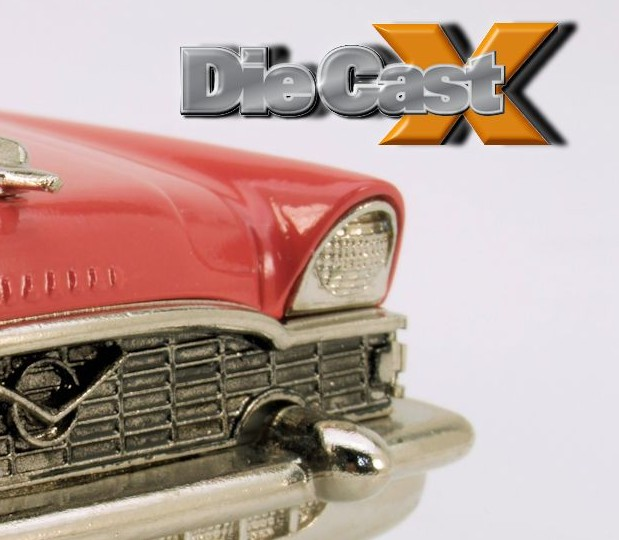 Top Liner: Brooklin's 1:43 1955 Packard Four Hundred