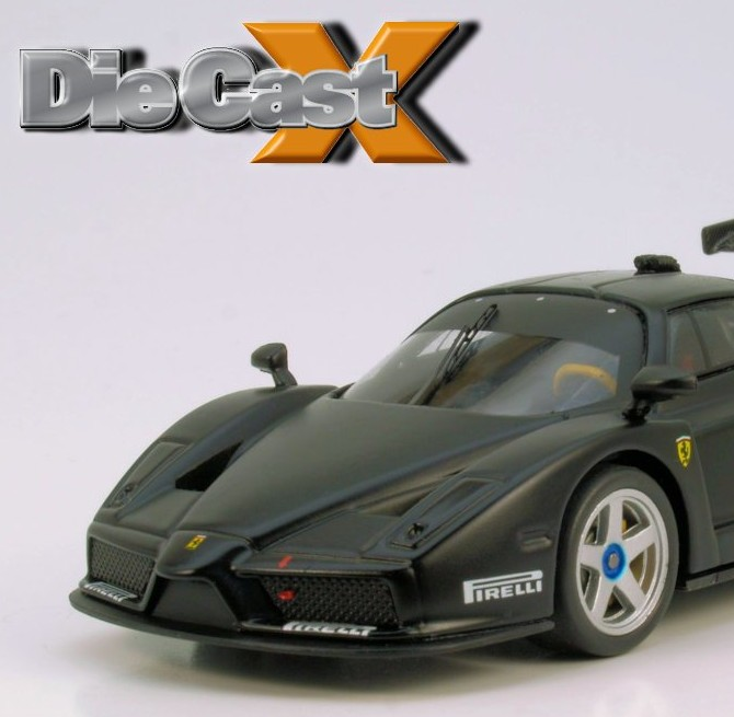 "Test Pattern: Hot Wheels Elite 1:43 Enzo ""Monza"""
