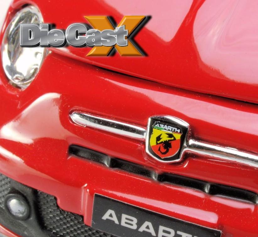 Bburago Fiat 500s: Say it in Italian