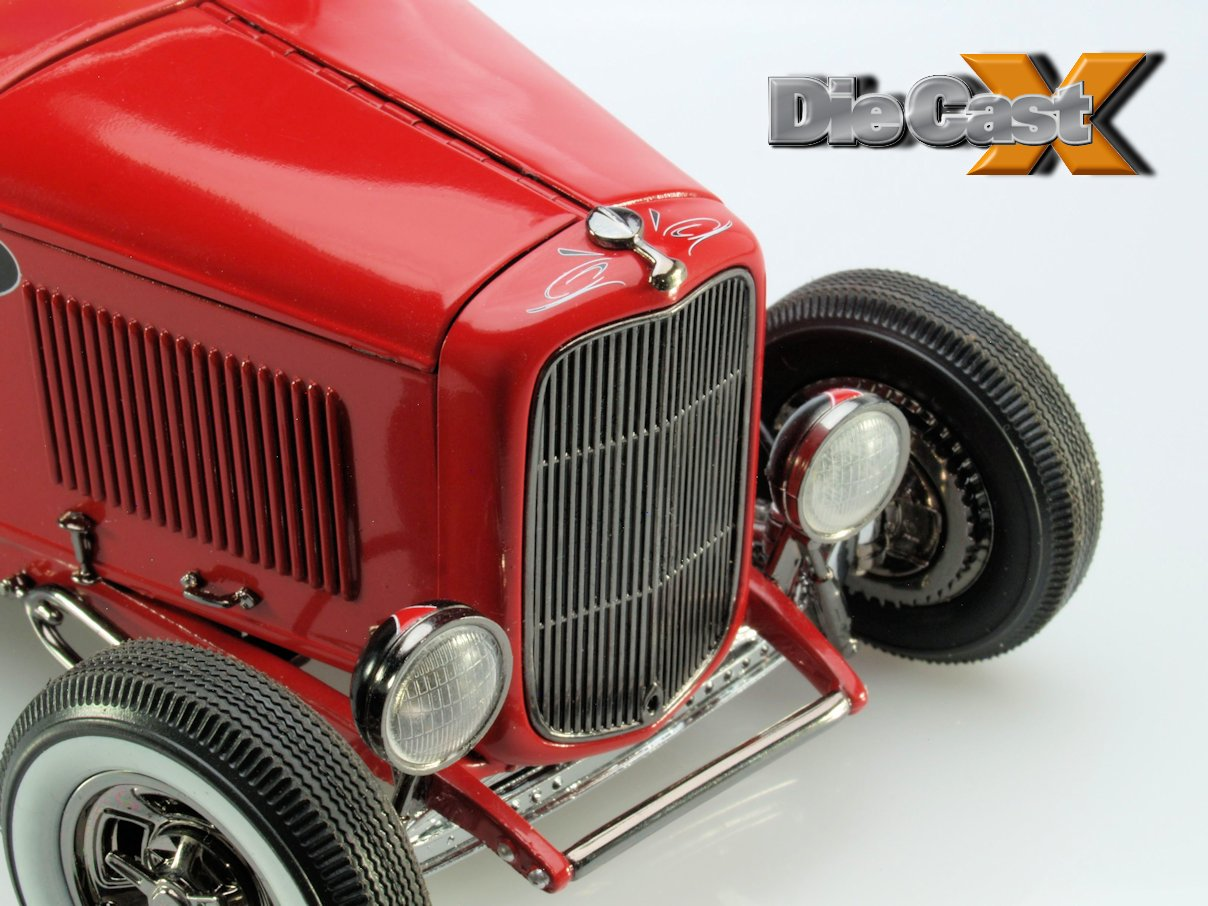 "ACME ""Tom's Garage"" 1932 Ford: Join the Club"