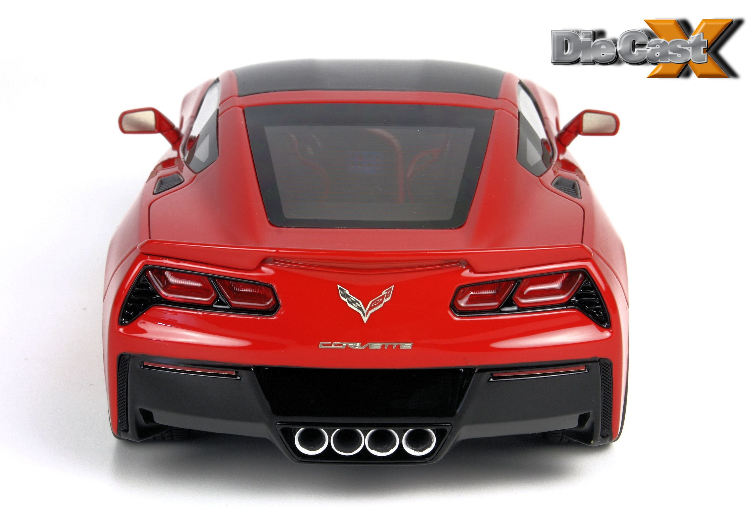 BBR's New 1:18 Resin C7 Corvette Is On The Way