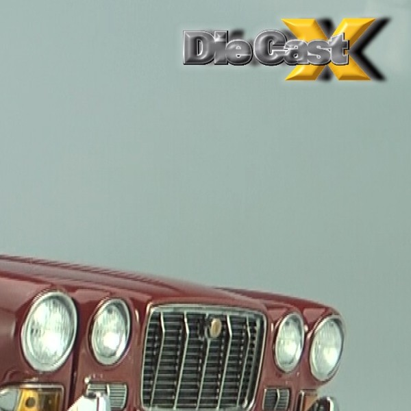 NEW VIDEO! Paragon Models 1:18 1971 Jaguar XJ6: Refined Find