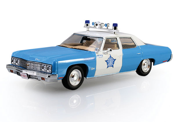 PremiumX 1973 Chevrolet Bel Air Chicago Police