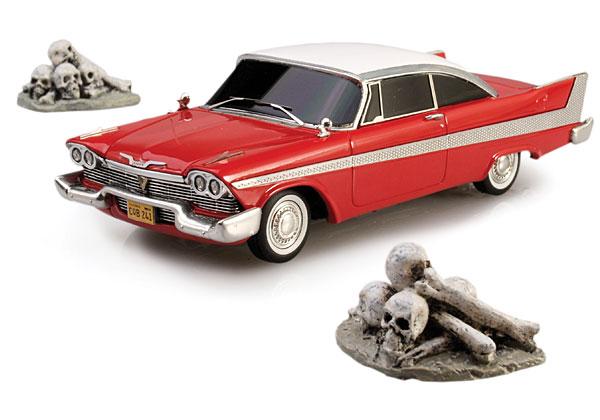 Auto World  Christine 1958 Plymouth Fury