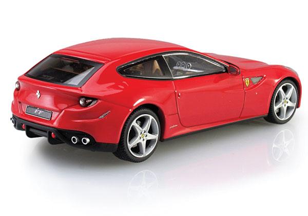 Hot Wheels Elite  2012 Ferrari FF