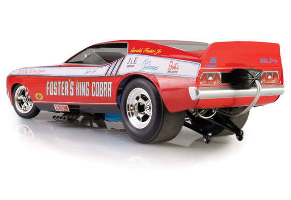"Auto World  ""Foster's King  Cobra"" Funny Car"