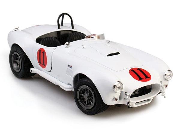 Auto World  Spinout  Shelby Cobra 427