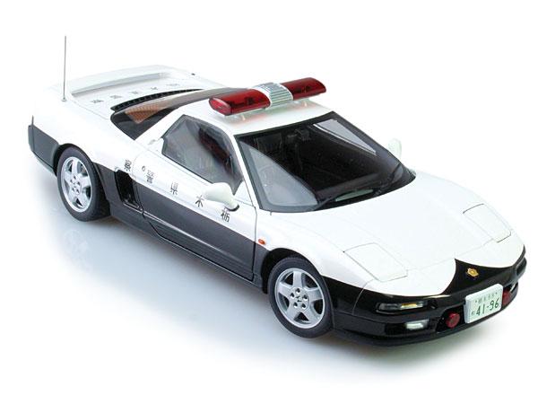 AUTOart  Honda NSX  Japanese Police