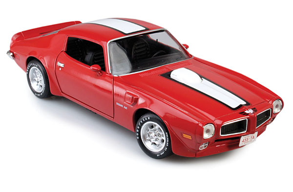 Auto World  1972 Pontiac Trans Am
