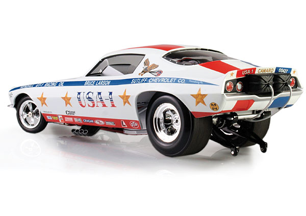 "Auto World  Bruce Larson ""USA-1"" Funny Car"
