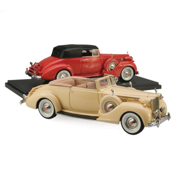 Automodello 1938 Packard Twelves