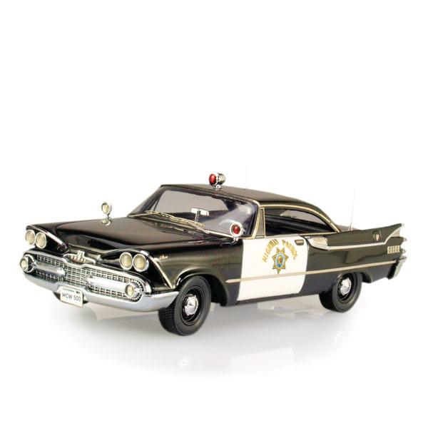 "Neo 1959 Dodge Custom Royal coupe ""California Police"""